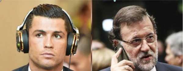 """""""Cristiano Ronaldo declara: 'Cuando vine a España, me dijeron que tenía que adoptar las costumbres de aquí'"""""""
