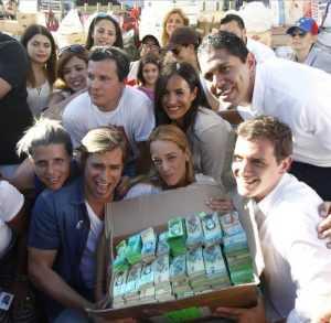 Dinerito venezolano para una gran venezolana