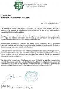 comunidad islámica en España
