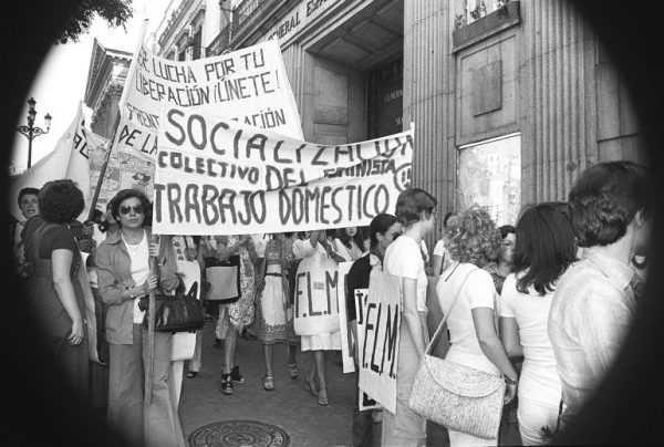 Feminismo en el 78