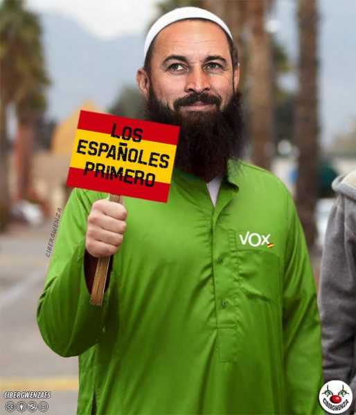 Españoles primero