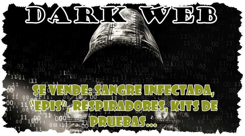 coronavirus darkweb covid-19